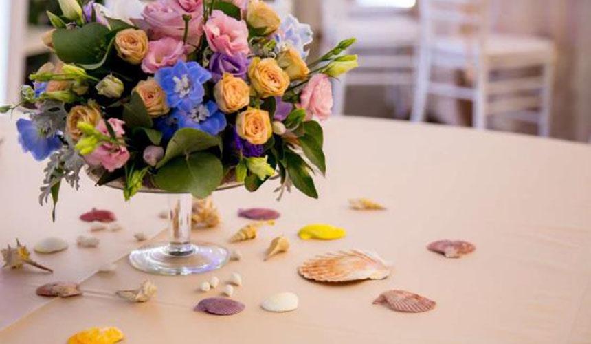Cum alegi aranjamentele florale pentru eveniment