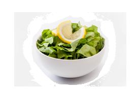 Salata verde cu lamaie